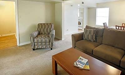 Living Room, Kingsville Pointe, 1