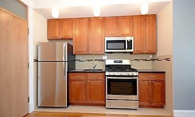 Kitchen, 4552 N Clark Street Apt 318, 1