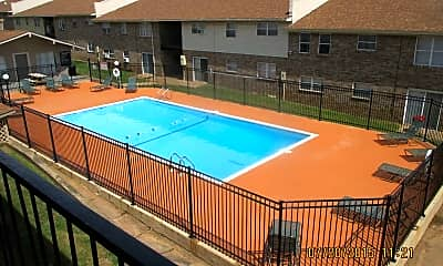 Pool, Cedar Point, 0