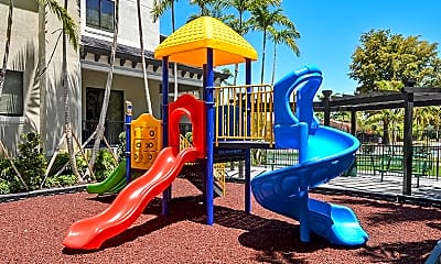 Playground, District West Gables, 2