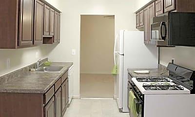 Kitchen, Vista At White Oak, 1