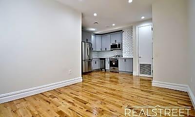 Living Room, 1576 Lincoln Pl 1B, 0