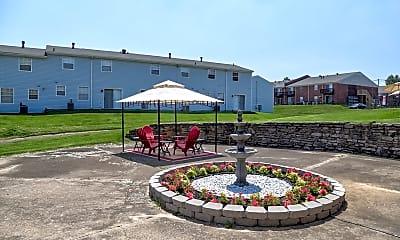 Recreation Area, Four Seasons, 1