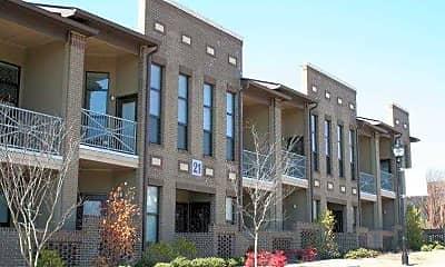 Building, Artist Square Apartments, 0