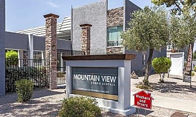 Community Signage, Mountain View Condo Rentals, 0