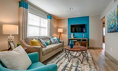 Living Room, The Ashley Columbia, 1