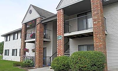 Building, Westfield Club Apartments, 0