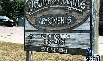 Ottumwa Heights Apts, 1