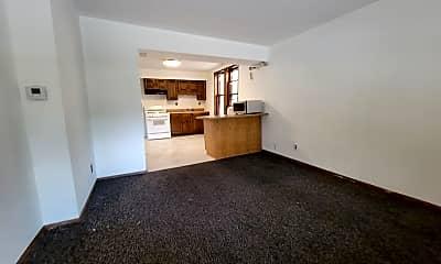 Living Room, 828 W 34th St 2F, 1