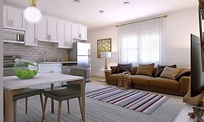 Living Room, 1629 W Girard Ave, 0