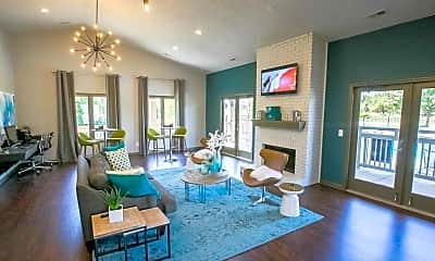 Living Room, Sterling Park Apartments, 1