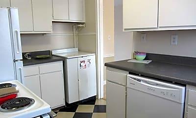 Kitchen, Ardmore Terrace, 1