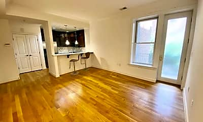 Living Room, 1323 Clifton St NW, 1