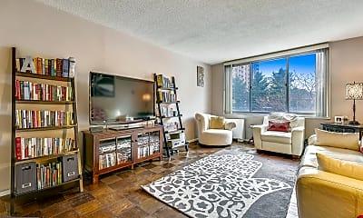 Living Room, 11801 Rockville Pike 207, 0