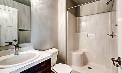 Bathroom, Cottagewood Townhomes, 2