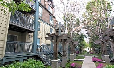 Building, Kensington Place Apartments, 1
