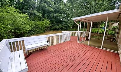 Patio / Deck, 2880 Highpoint Rd, 2