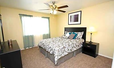 Bedroom, Zander Park Apartment Homes, 1