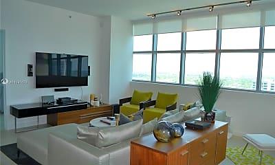 Living Room, 3301 NE 1st Ave H2415, 1