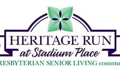 Heritage Run At Stadium Place, 2
