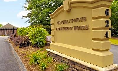 Community Signage, Waverly Pointe, 2