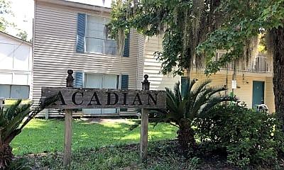 Acadian Apartments, 1
