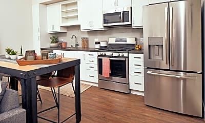 Kitchen, Main + Nine, 1