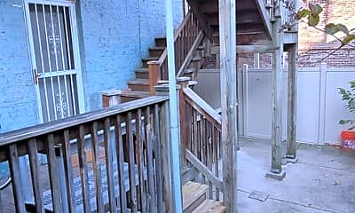 Patio / Deck, 1149 W Taylor St 1F, 2