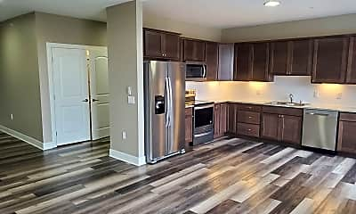 Kitchen, 1000 N River Dr, 1