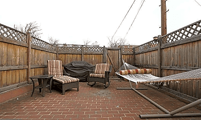 Patio / Deck, 1015 Irving St NW, 2