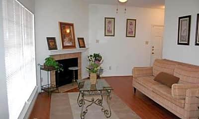 Living Room, 12516 Audelia Rd, 1