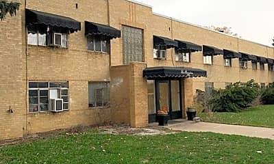 Building, 1465 Elm St, 1