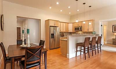 Kitchen, Academy Place Apartments, 1