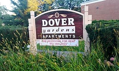 DOVER GARDEN APTS, 1