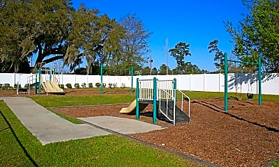 Playground, West Towne Cottages, 2