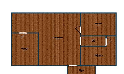 Patio / Deck, 11393 Lansing St, 2