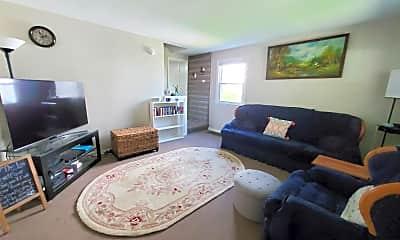 Living Room, 336 Redwood St, 0