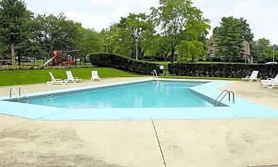 Pool, Riverlodge Apartments, 0
