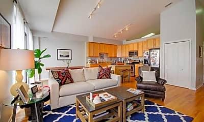 Living Room, 2509 N Milwaukee Ave, 2