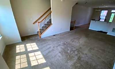 Living Room, 926 S Macon St., 2