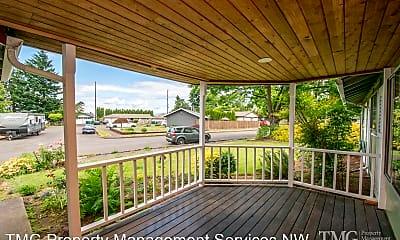 Patio / Deck, 23654 SE Oak St, 1