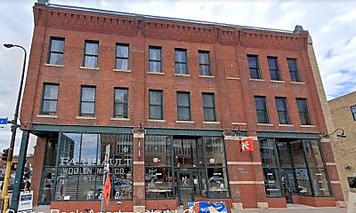Building, 1025 S Washington Ave, 1