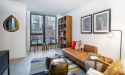 Living Room, Exhibit on Superior, 1