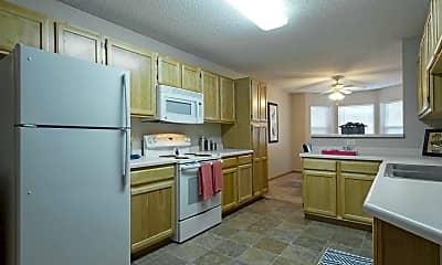 Kitchen, Boulder Ridge, 0