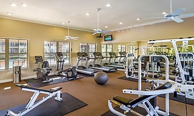 Fitness Weight Room, 5623 Hamilton Wolfe Drive, 2