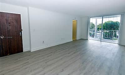 Living Room, 486 NW 165th St B301, 1
