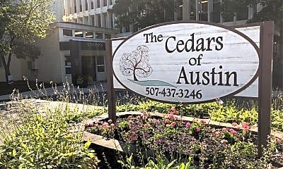 The Cedars Of Austin, 1