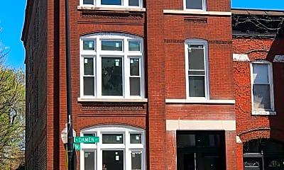 Building, 1059 N Damen Ave., 0