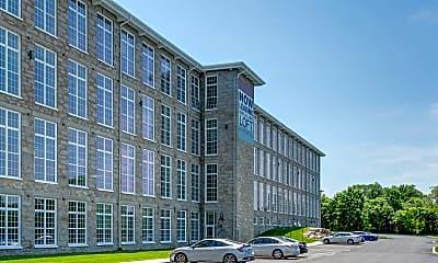 Building, Cornell Mill Lofts, 0