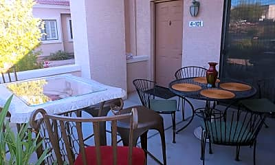 Patio / Deck, 16354 E Palisades Blvd, 2